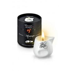 Свеча с массажным маслом Кокос, 80 мл