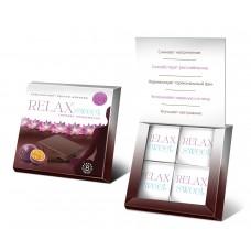 Горький шоколад RELAX sweet - 40 гр.