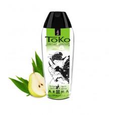 Интимный гель TOKO Pear   Exotic Green Tea с ароматом груши и зеленого чая - 165 мл.