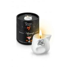 Свеча с массажным маслом Клубничный Дайкири, 80 мл