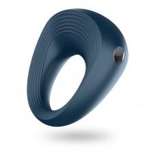 Эрекционное виброкольцо SATISFYER VIBRO-RING SILICONE Power Ring
