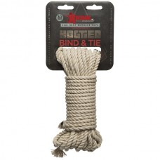 Веревка бондажная 0.91м Kink - Bind & Tie - Hemp Bondage Rope