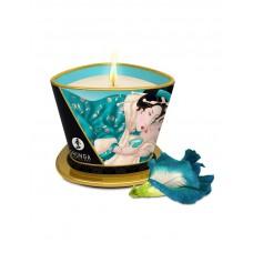 Массажное аромамасло для тела Island Blossoms в виде свечи, 170мл