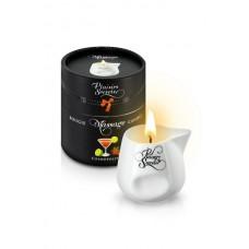 Свеча с массажным маслом Коктель COSMOPOLITAN (лимонно-клюквенный), 80 мл