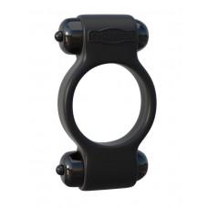 Эрекционное кольцо с двумя виброэлементами Magic Touch Couples Ring