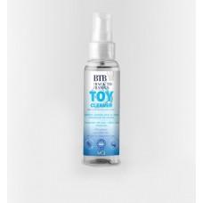 Очищающий антибактериальный гипоалергенный спрей для интимной гигиены Back to Basics Toy Cleaner, 75мл, MAI COSMETICS