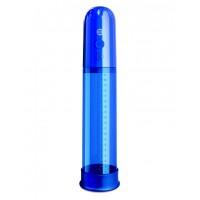 Автоматическая вакуумная помпа синяя Classix Auto-Vac Power Pump Blue