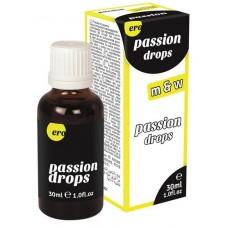 Возбуждающие капли для пар Passion drops M W - 30 мл.