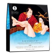 Соль для принятия ванны LOVEBATH Океанское искушение 650 гр